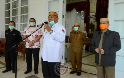 Gorontalo Siap Terapkan New Normal