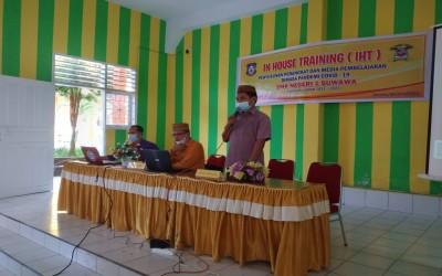 IHT (In House Training) Menyambut Tahun Ajaran Baru 2021/2022